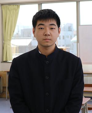 熊谷吉朗(普通科Ⅱ)